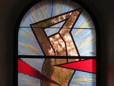 Nová okna Milana Knížáka a Milana Periče ve Svárově